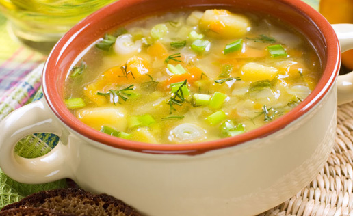 Vegetable Soup (G F)