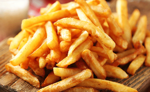 Kids' Masala Fries