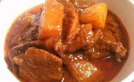 Vindaloo Curry